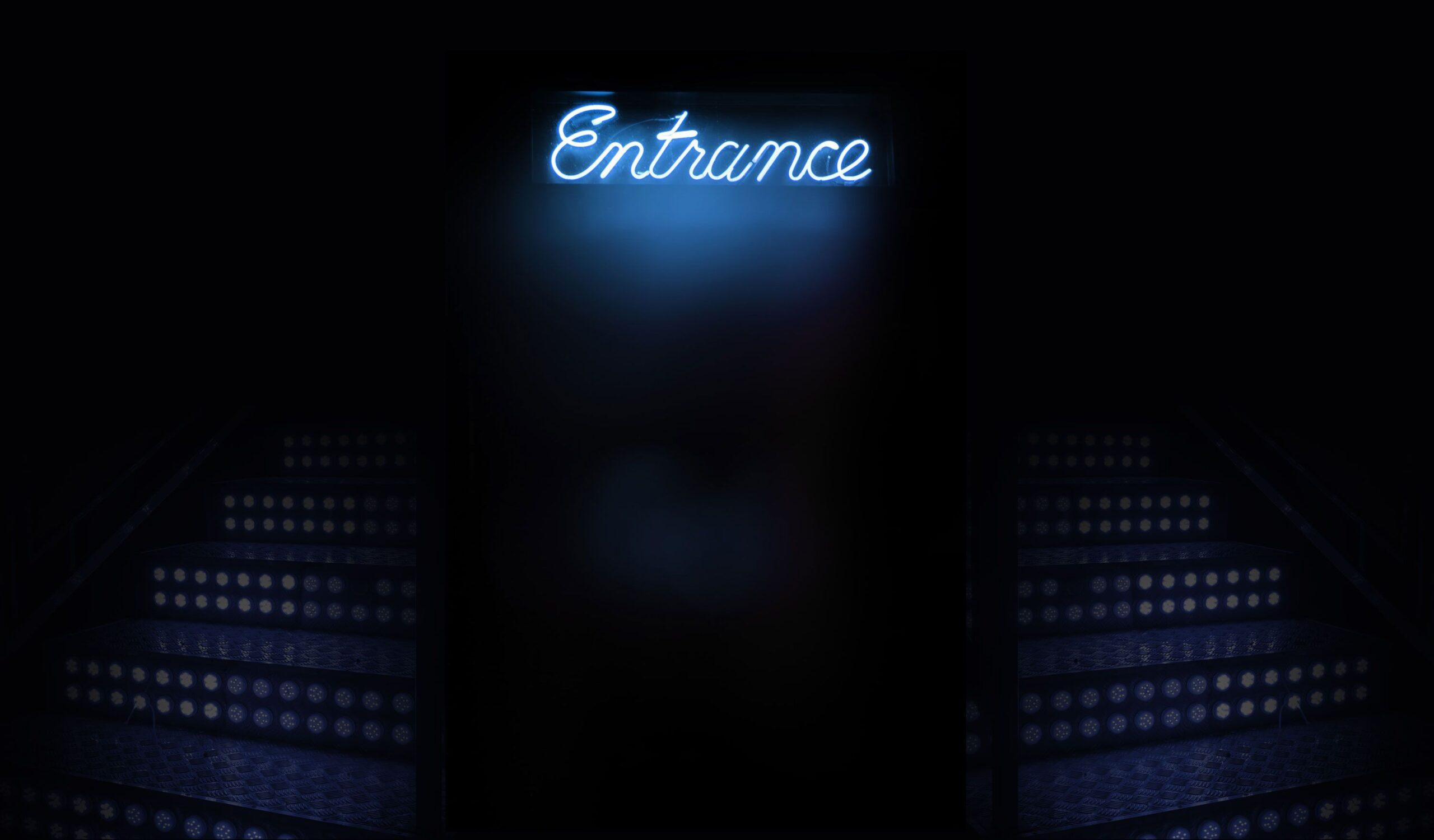 Dance Lounge Entrance